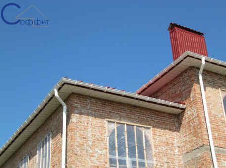 Фото 2 - подшивка для крыши