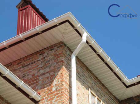 Фото 1 - подшивка для крыши