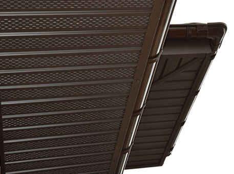 Фото 3 - подшивка для крыши