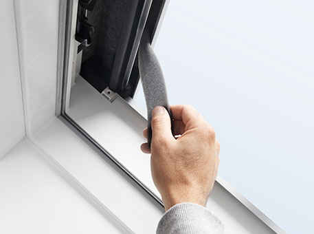 Мансардное окно Velux Стандарт, фильтр