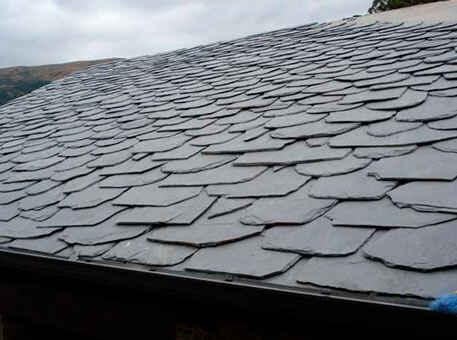 Дикая кладка Granel-Irregular для сланцевой крыши
