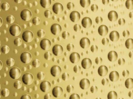 Медные декоративные листы GOLD SHAPE